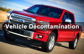 Vehicle-Decontamination
